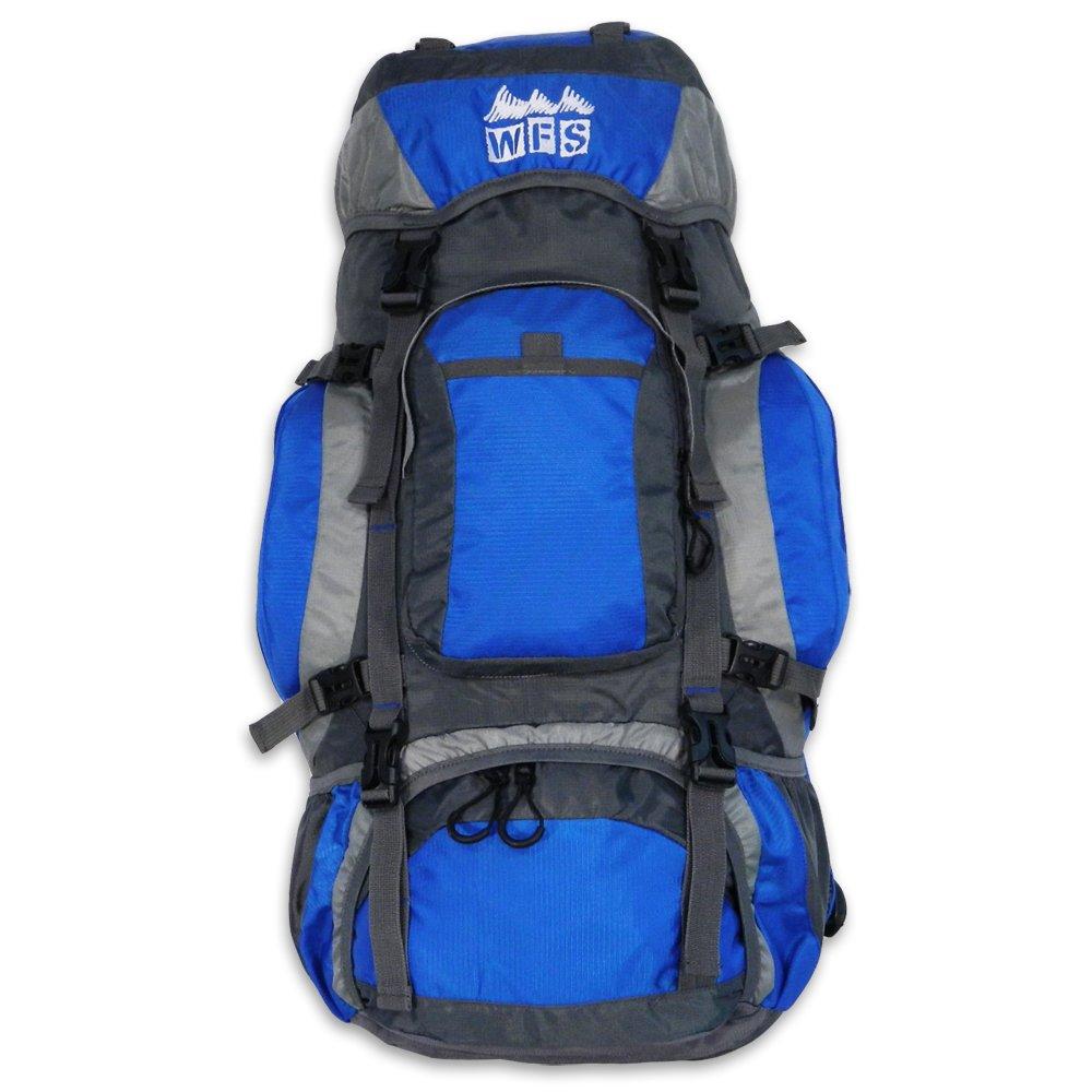 WFS ZION INTERNAL FRAME 40L PACK-BLUE