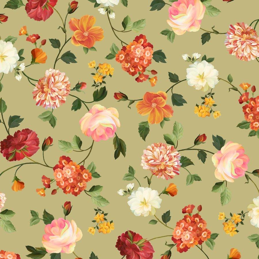 Les Fleurs, Artichoke Floral