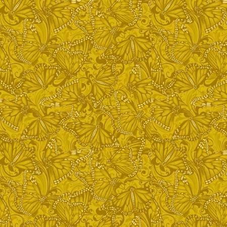 Butterfly Fields, Gold