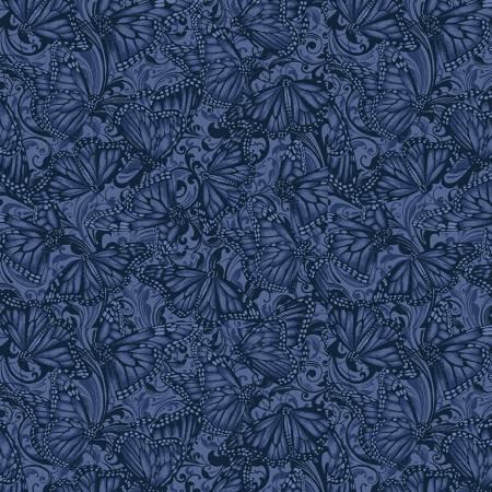 Butterfly Fields, Blue
