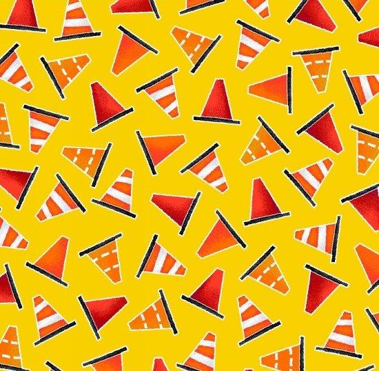 Be My Hero, Yellow Cones