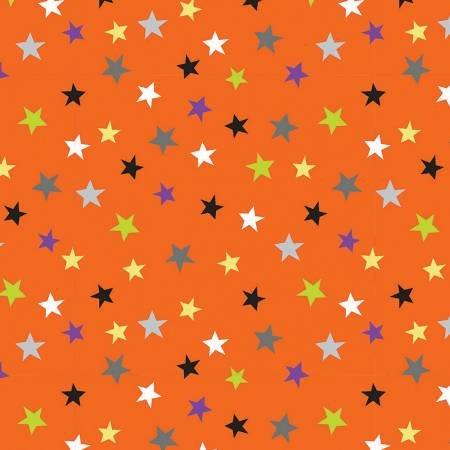 Trick or Treat, Orange Stars