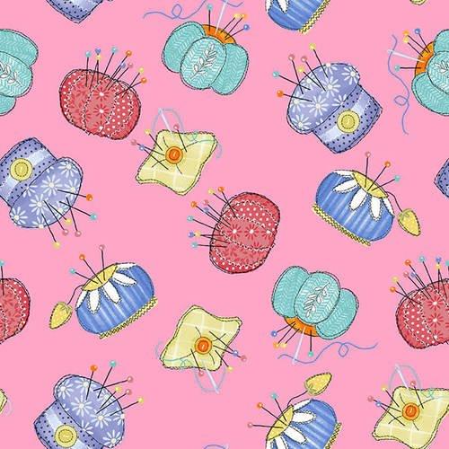 Pink Pincushions