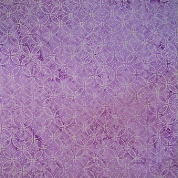 Batik by Mirah, Dot Violet