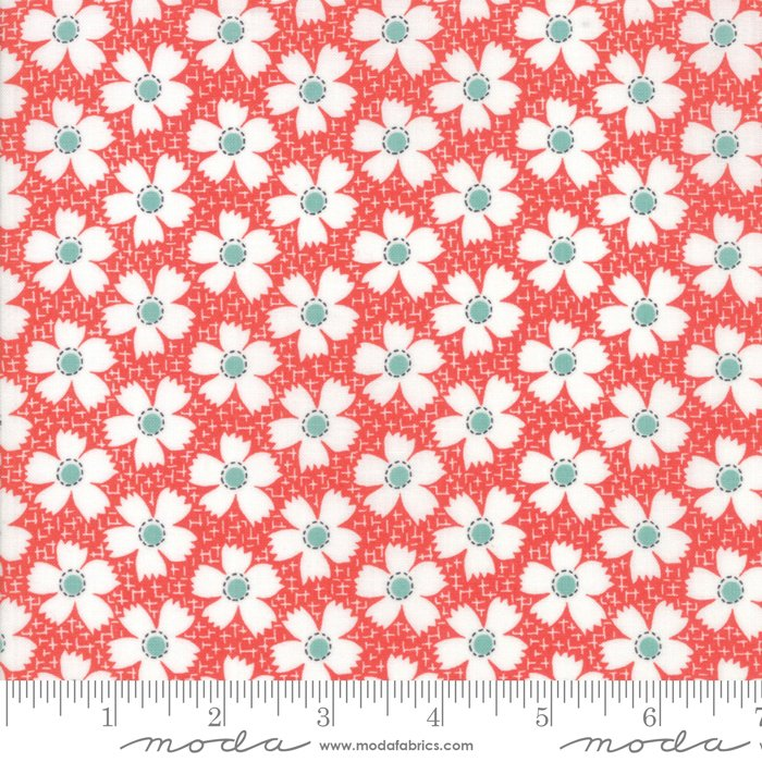 Daisy Gingham, Red