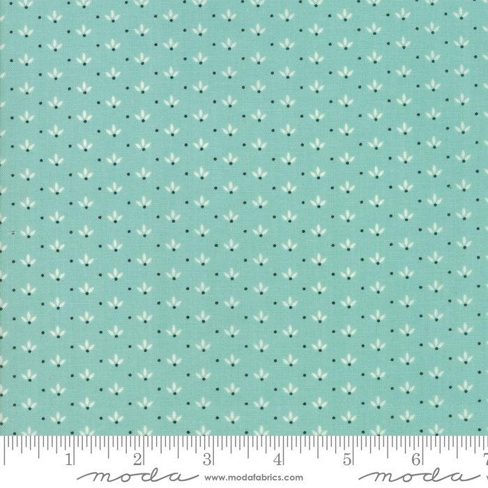 Dandelion Wisps, Aqua