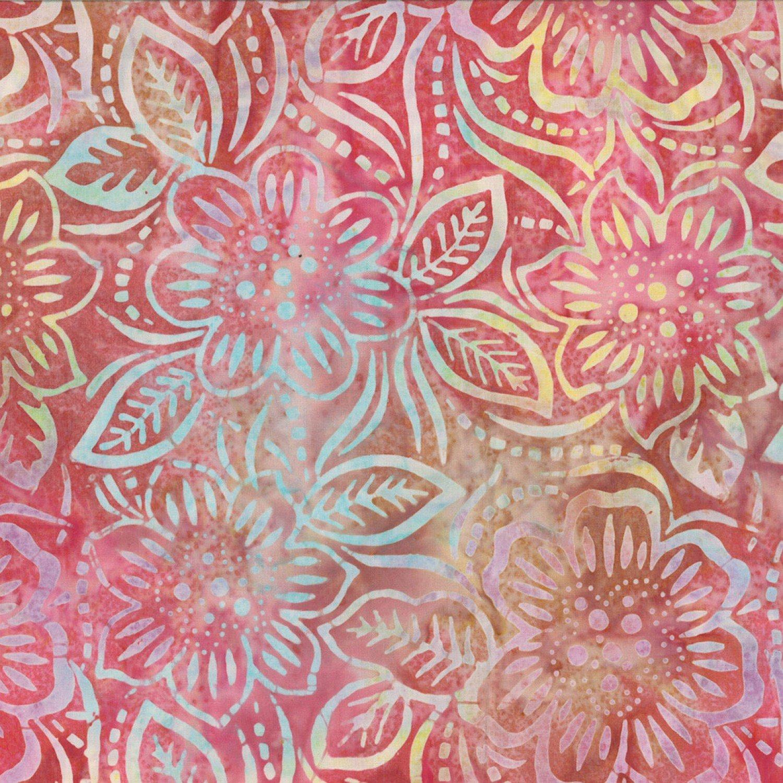 Wilmington Batiks, Pinks