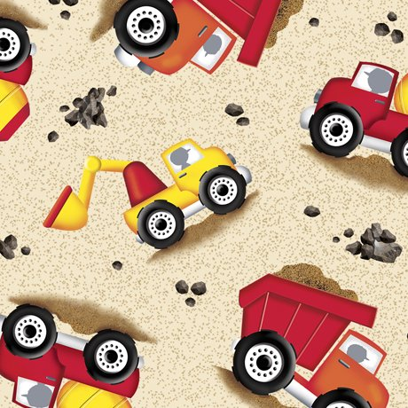 Dig It, Tossed Trucks
