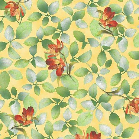 Belle, Flower & Leaf Sunshine