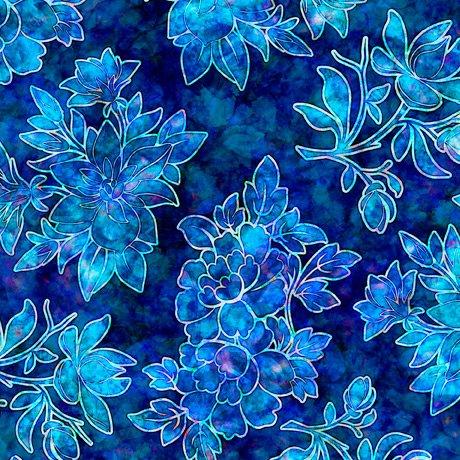 Flora Luna, Floral Bouquet, Royal