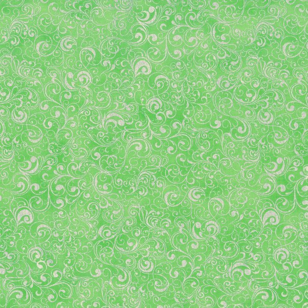Green Swirls, Suite Christmas