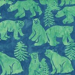 Bears, Lt/Dk Blue