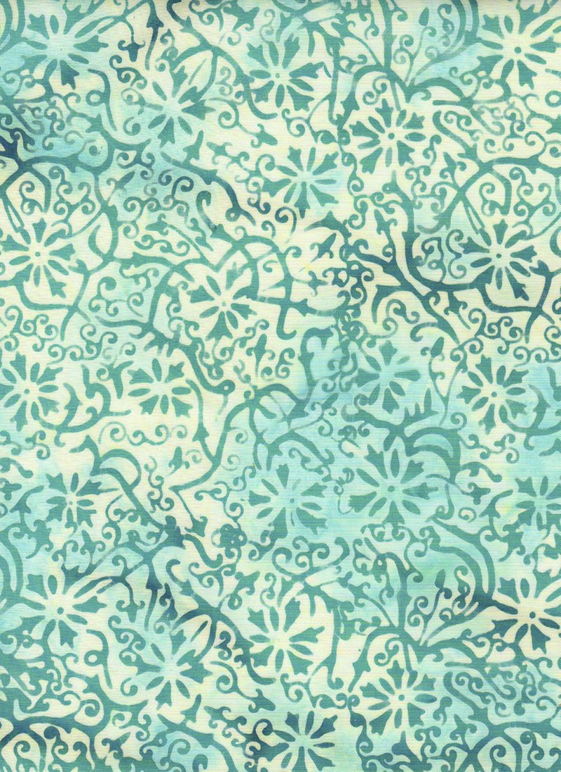 I Sea Spots, 3319, Blue/Cream