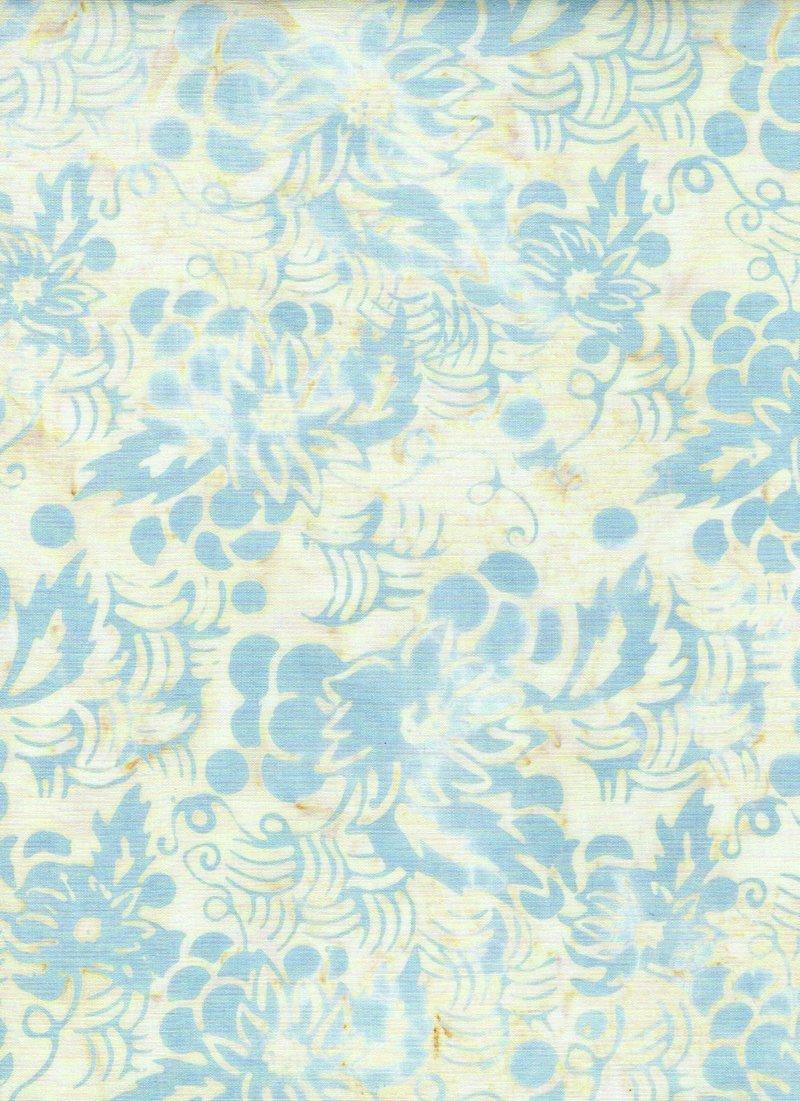 I Sea Spots, 3337, Cream/Lt. Blue