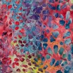 Multi Colored Print