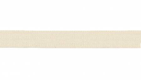 Twill Tape  1in Natural