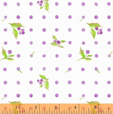 Love Letters, Lilac Dots