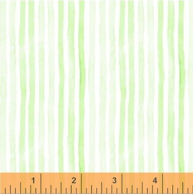 Love Letters, Green Stripe