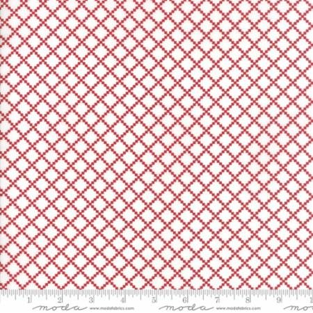 Project Red, 5687-31, White/Red
