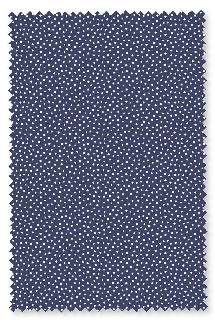 Dark Blue Speckles