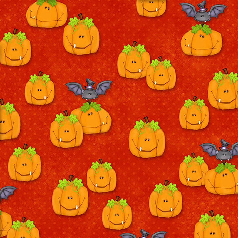 The Count, Orange Pumpkins
