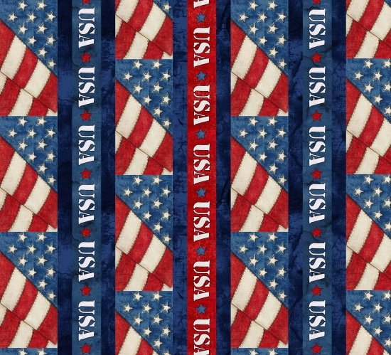 American Honor, USA Stripe