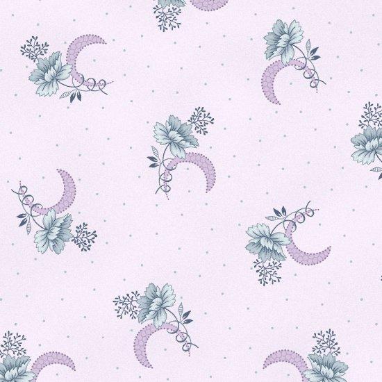 Buttercups, Lilac, Twilight Garden