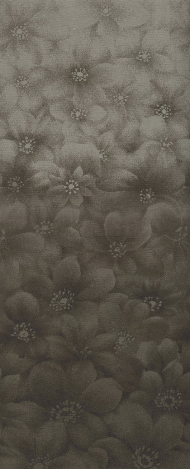Serenity Ombre, Taupe Flower