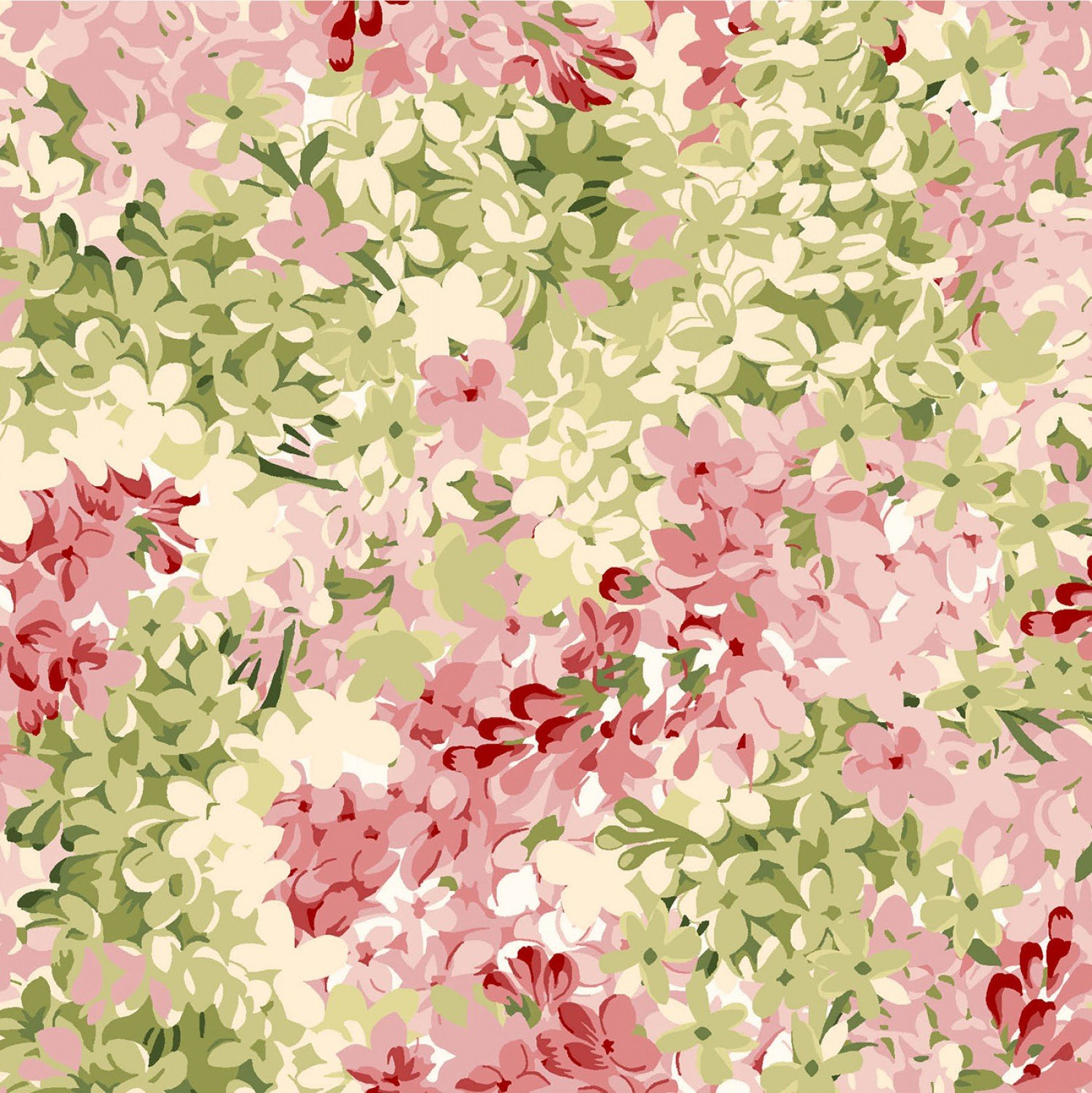 Pink Packed Lilacs, Sensibility