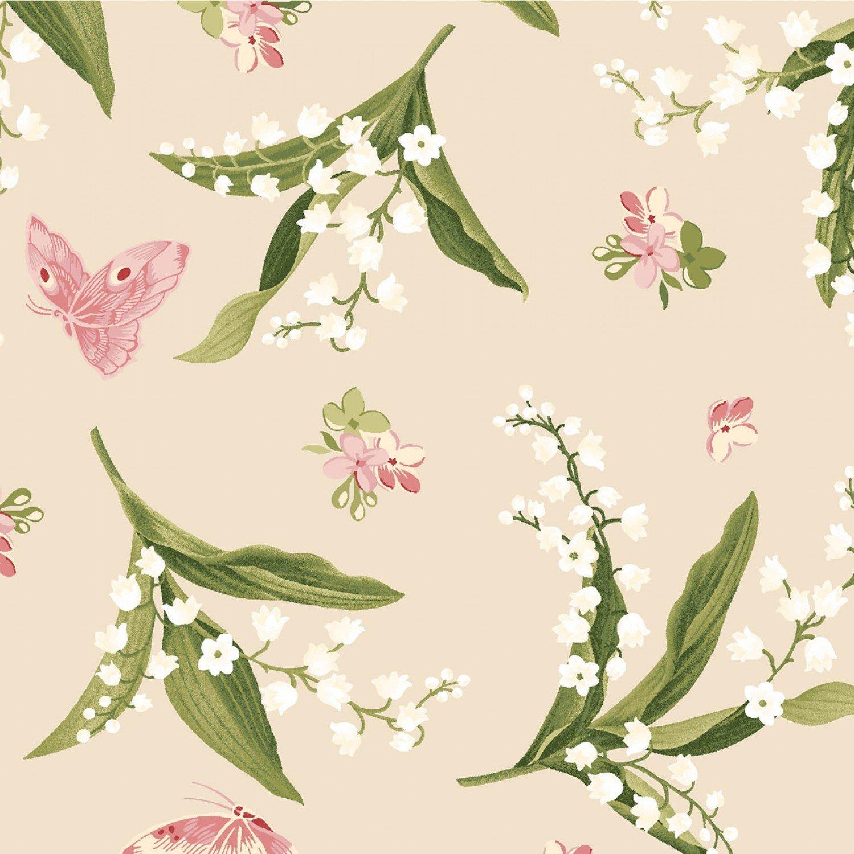 Natural Lilies & Butterflies, Sensibility