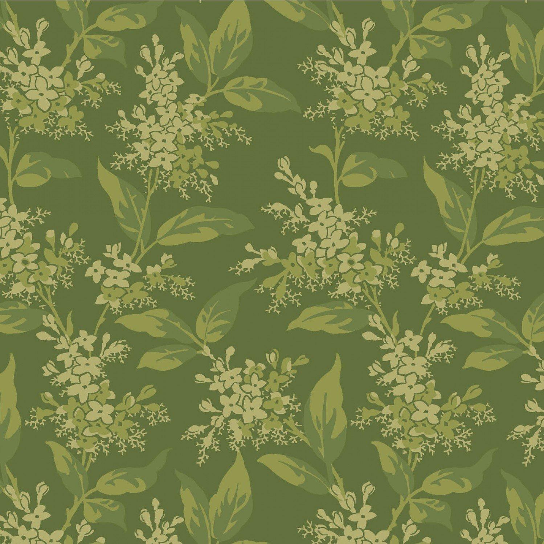 Green Tonal Lilacs , Sensibility