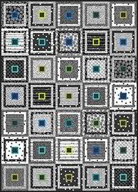 Black & White Quilt Kit