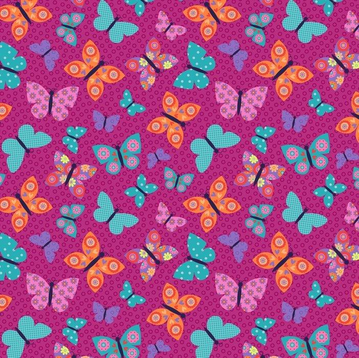 Wings-N-Things Butterfly Pink