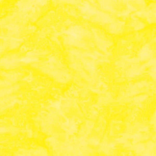 Yellow Batik