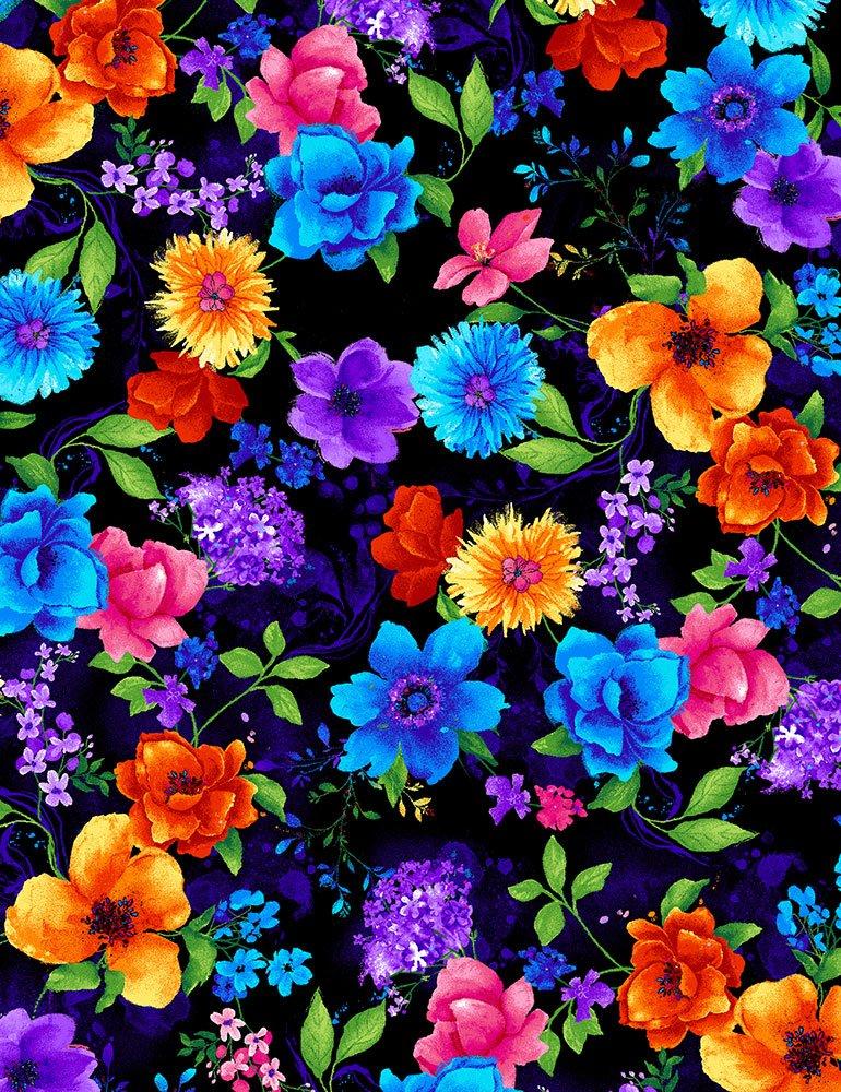 Night Blooms, Sm Floral