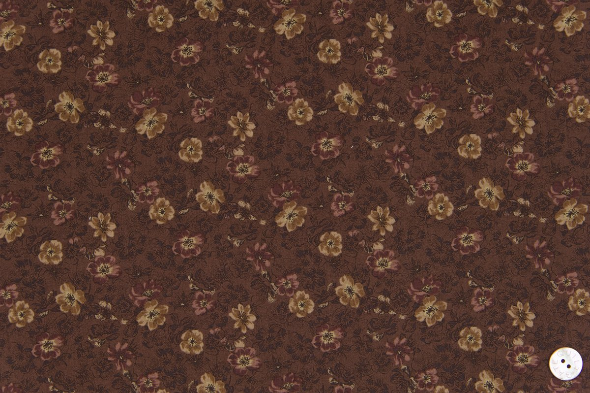 Gentle Flower by Quilt Gate, 16E