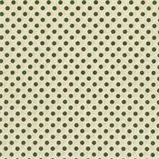 Green Dots - Postcard Holiday
