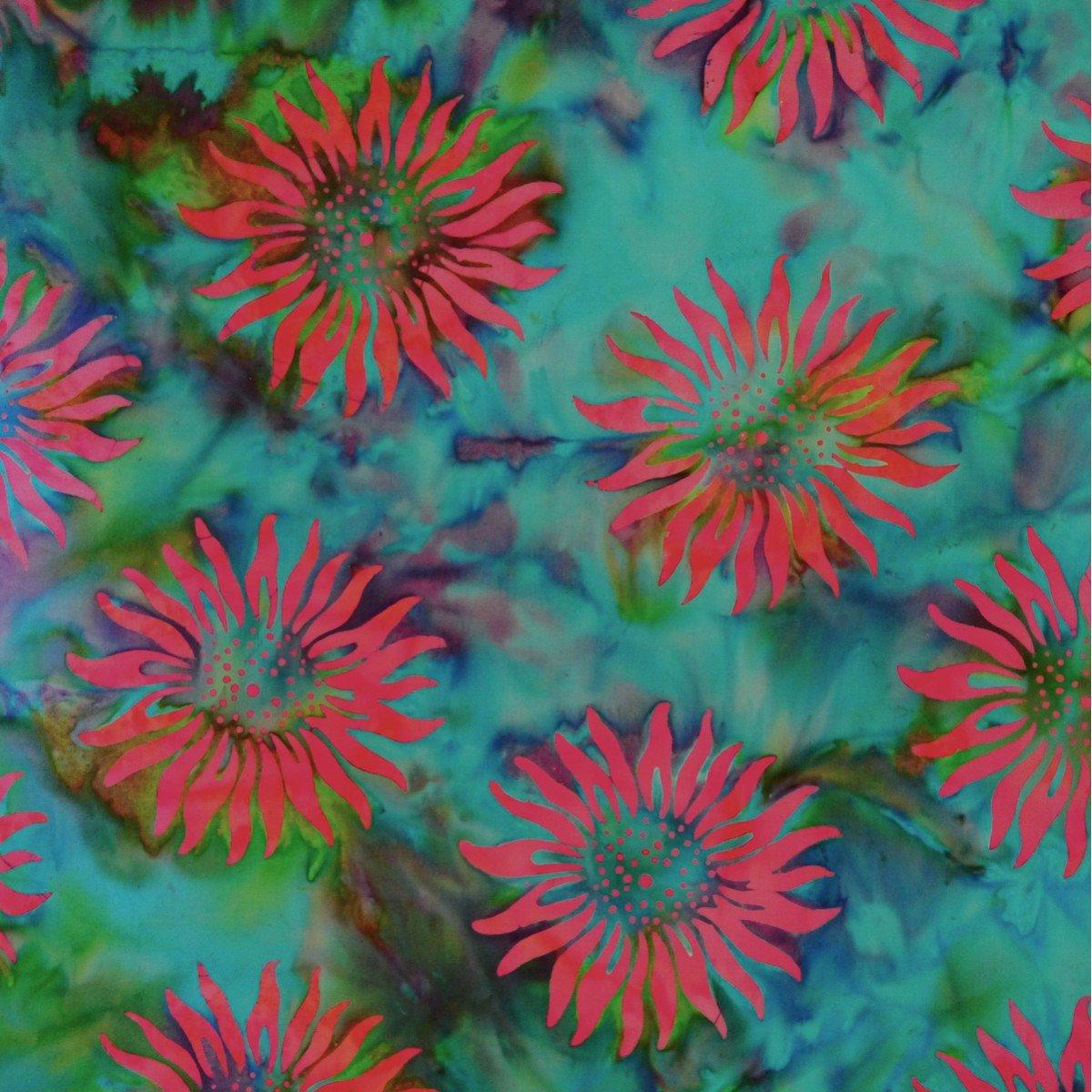 Batik by Mirah, Green Glow
