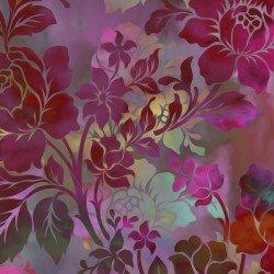 Magenta Night Bloom
