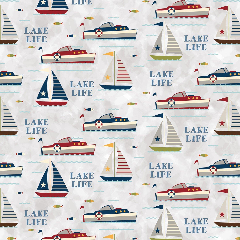 Grey Lake Fun, Lake Life
