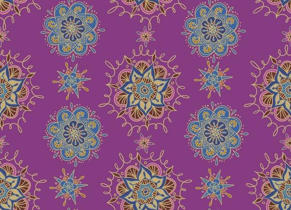 Mandalas - Pink