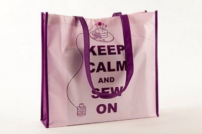 Reusable Shopping bag, Keep Calm