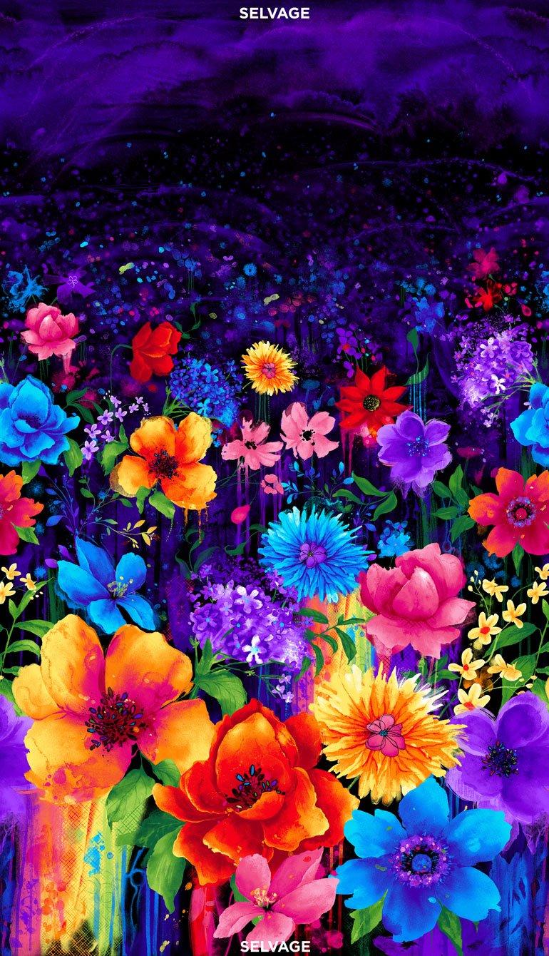 Night Blooms, Panel
