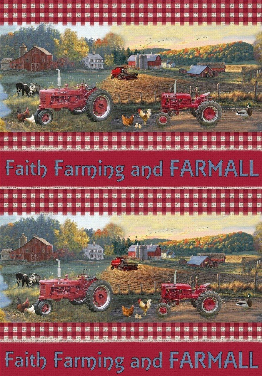 Farmall Stripe