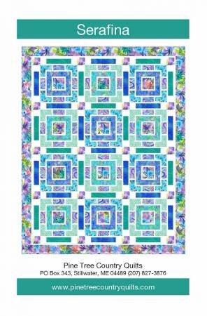 Serafina Quilt Pattern