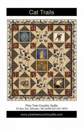 Cait Trails, Pine Tree Country Quilts
