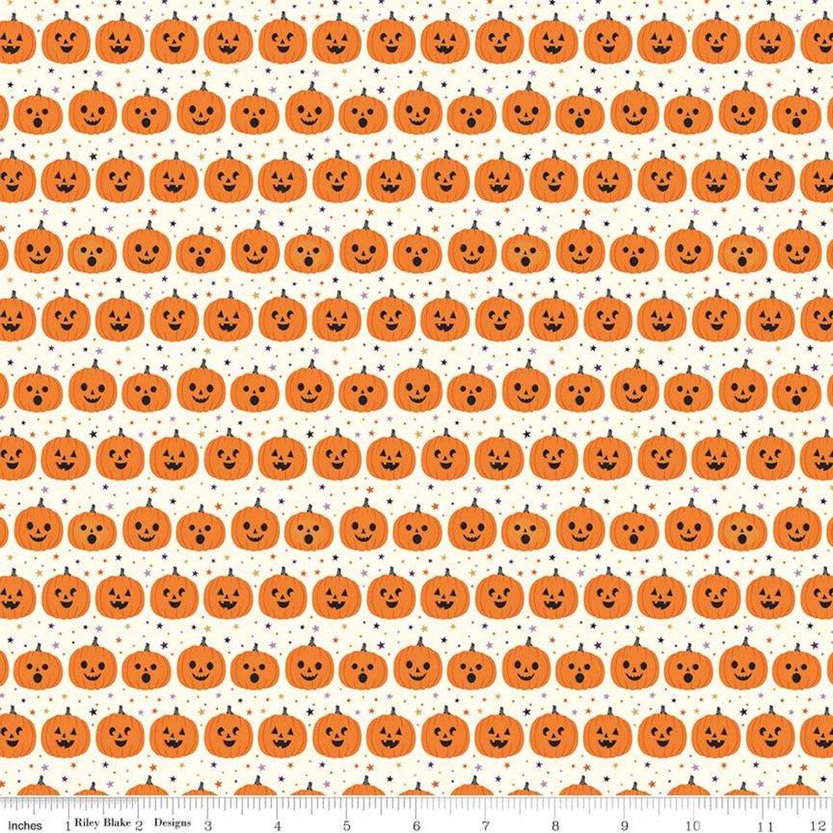 Fab-Boo-Lous, Pumpkins