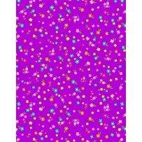 Ditzy Blooms, Purple
