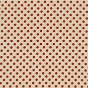 Red Dots - Postcard Holiday
