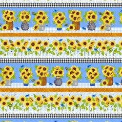 Sunny Sunflower, Stripe